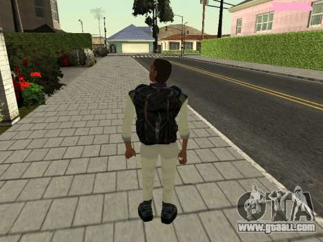 Lance Vance (Blackie) for GTA San Andreas third screenshot