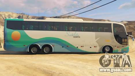 GTA 5 Marcopolo Paradiso G6 1550LD left side view