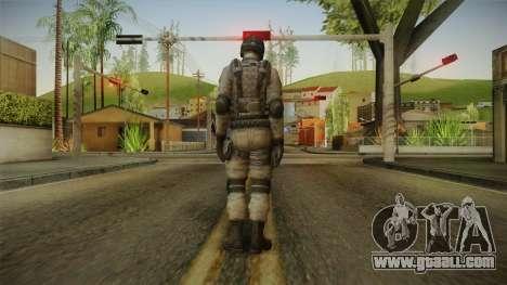 Resident Evil ORC - USS v2 for GTA San Andreas third screenshot