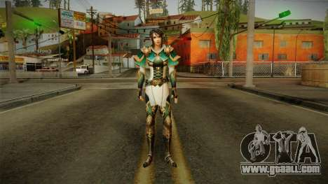 Dynasty Warriors 8 - Xing Cai for GTA San Andreas