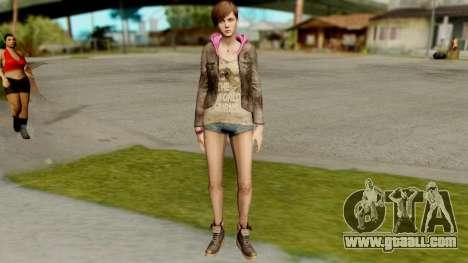 Resident Evil Revelations 2 - Moira Burton for GTA San Andreas