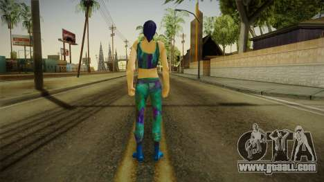 Vikki of Army Men: Serges Heroes 2 DC v2 for GTA San Andreas