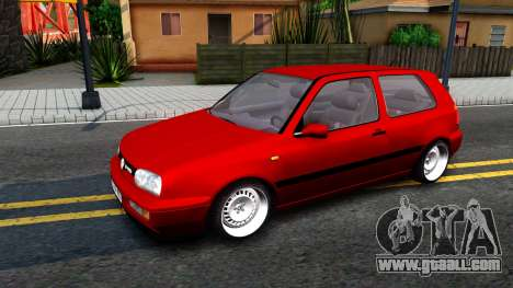 Volkswagen Golf Mk3 1997 for GTA San Andreas