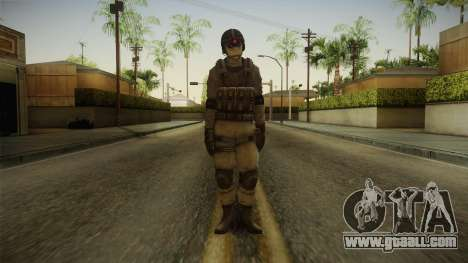 Resident Evil ORC - USS v2 for GTA San Andreas second screenshot