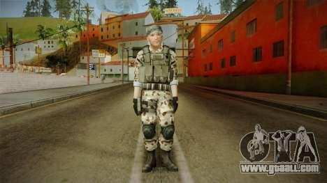 Resident Evil ORC Spec Ops v4 for GTA San Andreas second screenshot