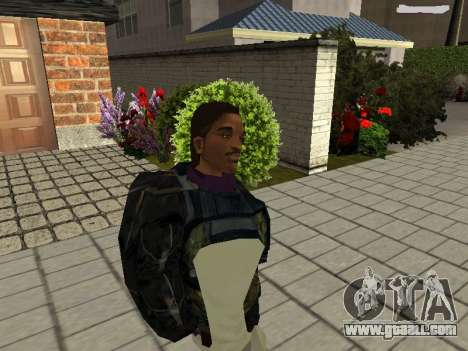 Lance Vance (Blackie) for GTA San Andreas