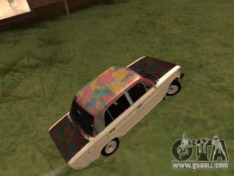 VAZ 2101 (06) Garage 54 for GTA San Andreas right view