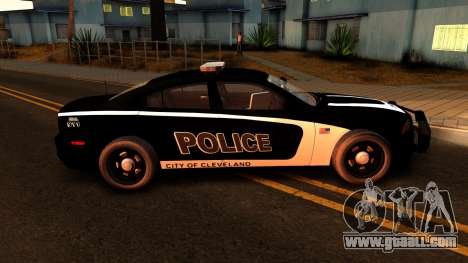 2014 Dodge Charger Cleveland TN Police for GTA San Andreas