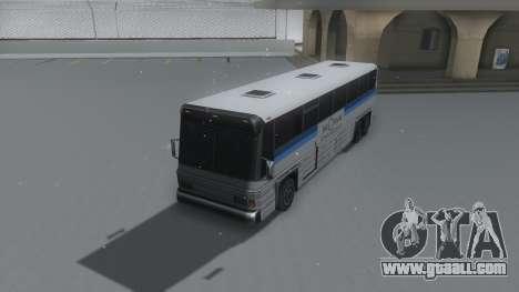 Coach Winter IVF for GTA San Andreas