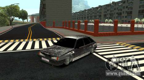 2109 Winter version for GTA San Andreas