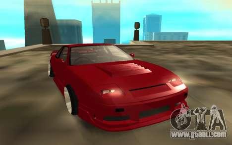 Nissan Onivea for GTA San Andreas