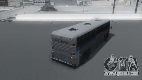 Coach Winter IVF for GTA San Andreas left view