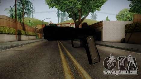 GTA 5 Heavy Pistol for GTA San Andreas second screenshot