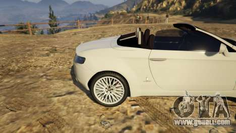 GTA 5 Alfa Romeo Spider 939 (Brera) rear right side view