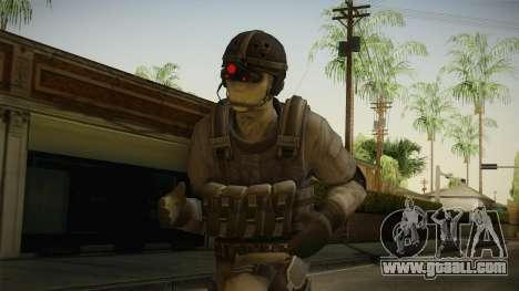 Resident Evil ORC - USS v2 for GTA San Andreas