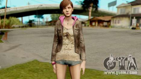 Resident Evil Revelations 2 - Moira Burton for GTA San Andreas