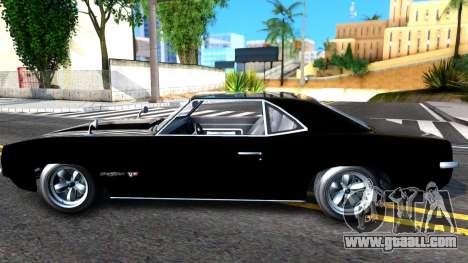 GTA V Declasse Vigero for GTA San Andreas left view