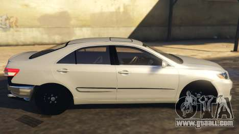 GTA 5 Toyota Camry 2011 DoN DoN Edition left side view