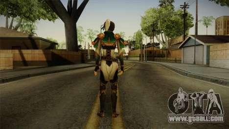 Dynasty Warriors 8 - Xing Cai for GTA San Andreas third screenshot