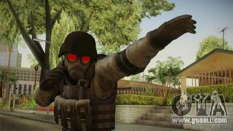 Resident Evil ORC - USS v3 for GTA San Andreas