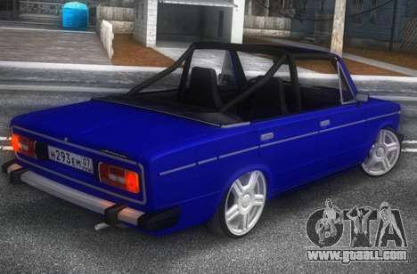 VAZ 2106 KBR for GTA San Andreas