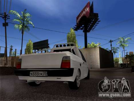 VAZ 1111 Cross for GTA San Andreas