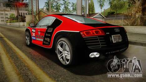 Audi R8 Coupe 4.2 FSI quattro EU-Spec 2008 YCH for GTA San Andreas