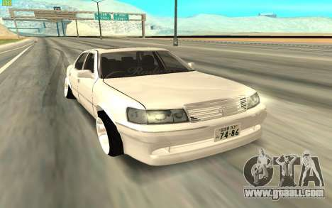 Toyota Celsior UCF10 for GTA San Andreas