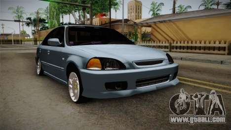 Honda Civic Turbo for GTA San Andreas