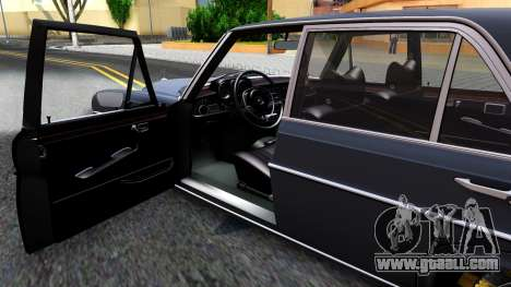 Mercedes-Benz 300SEL 6.3 for GTA San Andreas side view