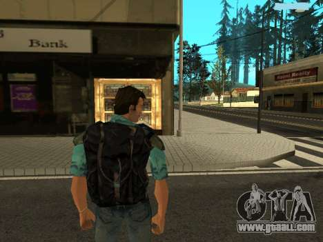 Tommy Vercetti Stalker for GTA San Andreas forth screenshot
