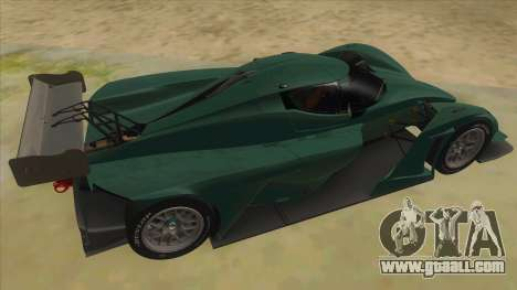 Praga R1 for GTA San Andreas right view