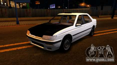 Peugeot 605 for GTA San Andreas