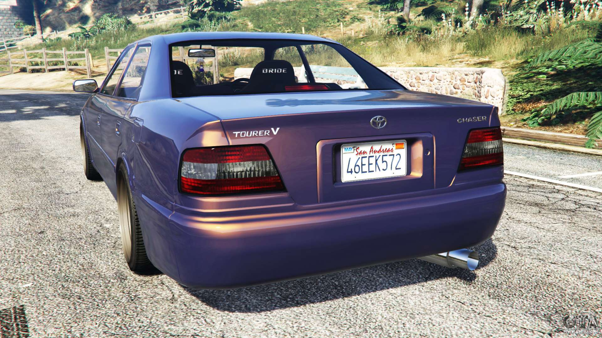 Toyota Chaser Jzx100 Add On For Gta 5