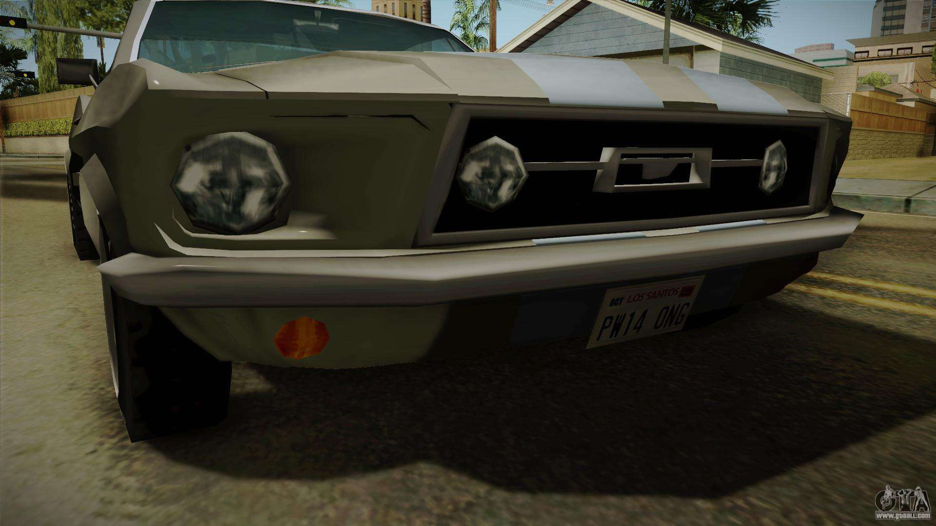 New Tampa for GTA San Andreas