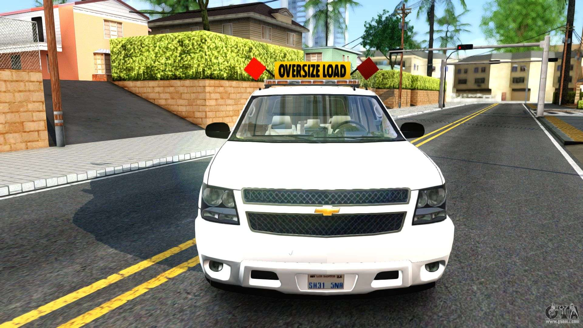 2007 chevy avalanche pilot car for gta san andreas. Black Bedroom Furniture Sets. Home Design Ideas