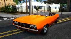 GTA V Declasse Vigero Retro Rim for GTA San Andreas