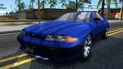 GTA V Zirconium Stratum Sedan