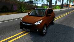 Hyundai ix35 Aze for GTA San Andreas