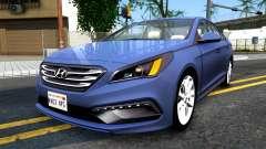 Hyundai Sonata 2016 for GTA San Andreas