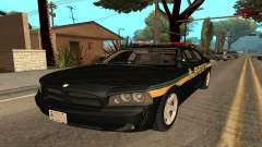 Dodge Charger County Sheriff for GTA San Andreas