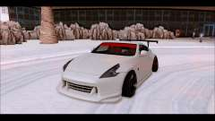 Nissan 370z Drift Edition