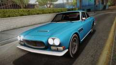 Maserati Serbin 4000 v0.1 (Beta) for GTA San Andreas