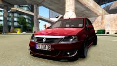 Renault Logan for GTA San Andreas