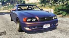 Toyota Chaser (JZX100) [add-on] for GTA 5
