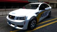 Chevy Caprice Metro Police 2013 for GTA San Andreas