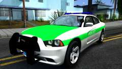 Dodge Charger German Police 2013