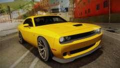 Dodge Challenger Hellcat 2015