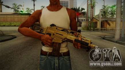 HK G36C v4 for GTA San Andreas