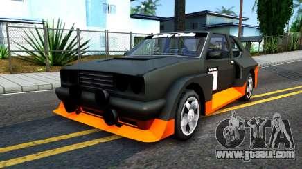 Rally Club for GTA San Andreas